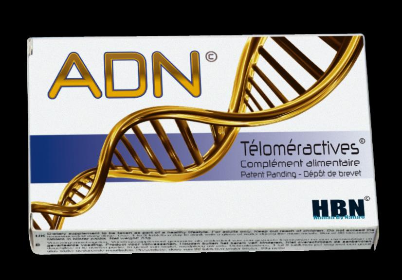 ADN Téloméractives France